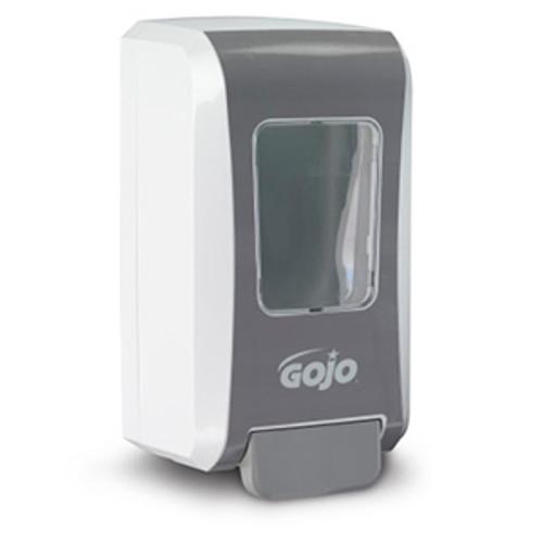 Gojo FMX-20 2000ml Foam Soap Dispenser - White/Gray