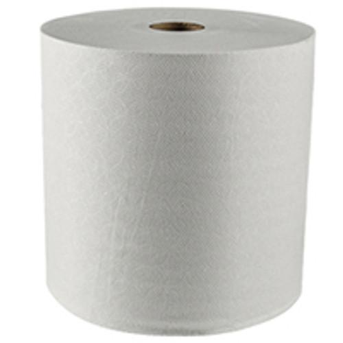 "Scott  8"" x 425ft Hard Roll Towels - White (Case of 12)"