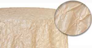 Pinchwheel Taffeta Tablecloths