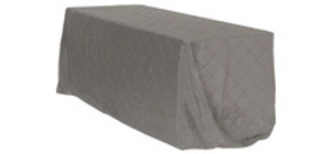 90 x 132 inch Rectangular Pintuck Tablecloths