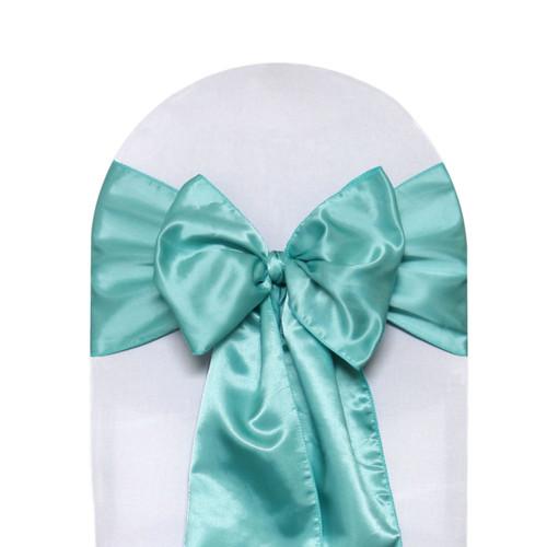 Satin Sashes Tiffany (Pack of 10)
