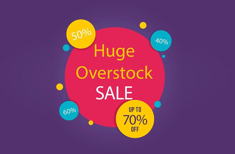 overstock linens