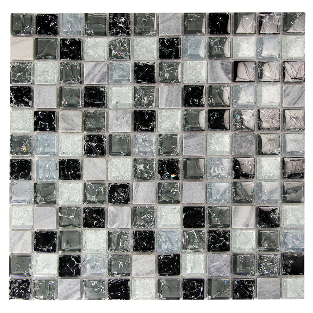 Electra GMC 5 Mosaic Glass Tile