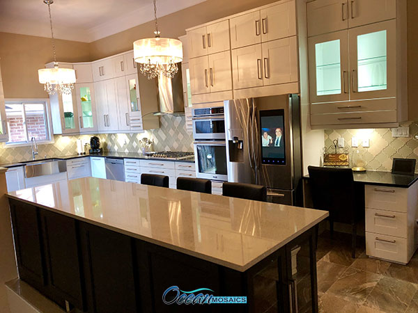 clover-arabesque-crema-kitchen-backsplash.jpg