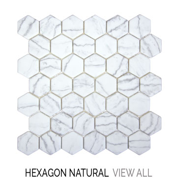 Hexagon Natural - View All