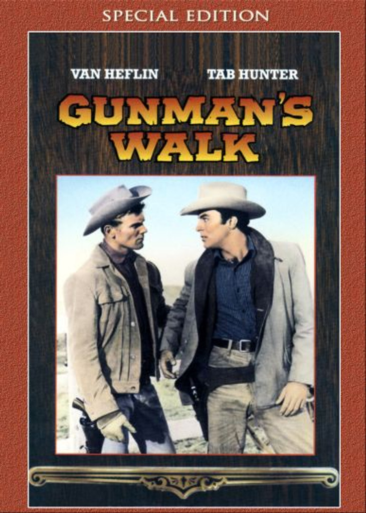 Gunman's Walk Dvd