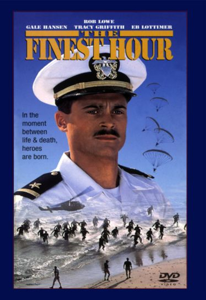 The Finest Hour Rob Lowe Dvd