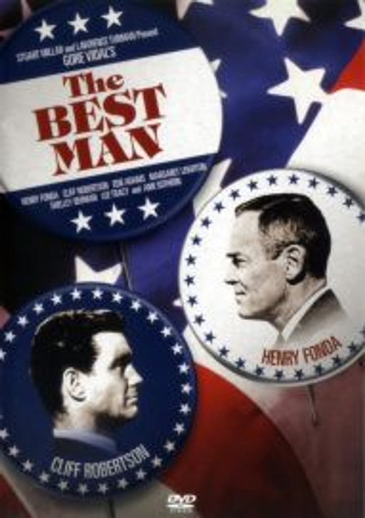 The Best Man Henry Fonda Cliff Robertson Widescreen Dvd