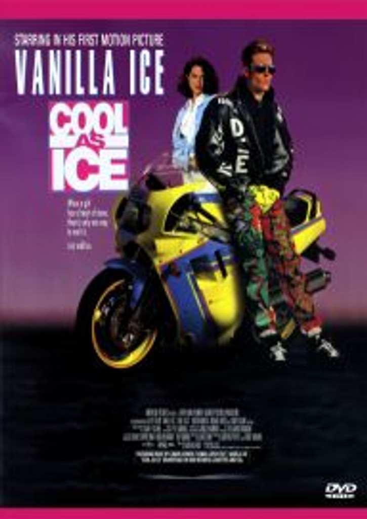 Cool As Ice Vanilla Ice Digitally Remastered DVD