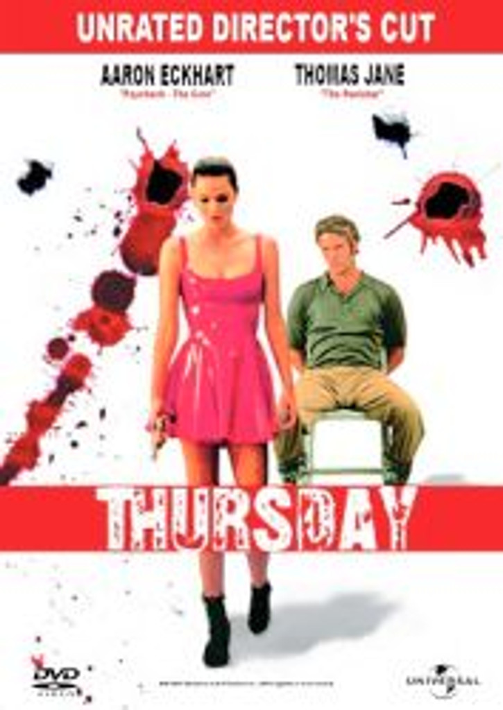Thursday Unrated Director Cut Dvd