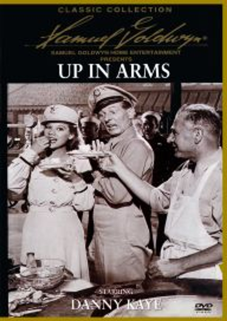 Up In Arms Danny Kaye