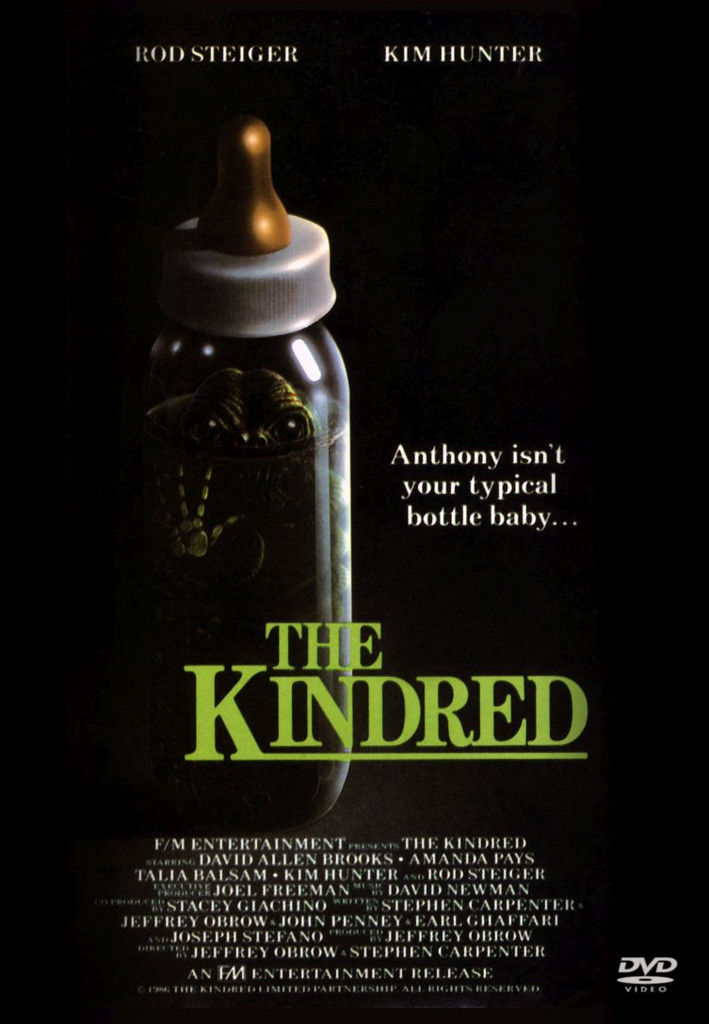 The Kindred DVD
