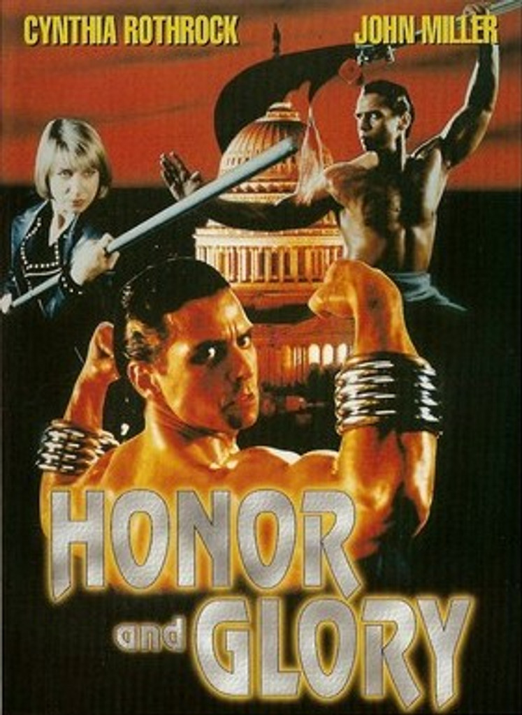 Honor and Glory DVD