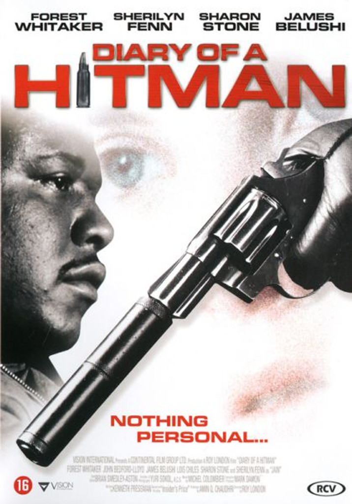 Diary of a Hitman DVD