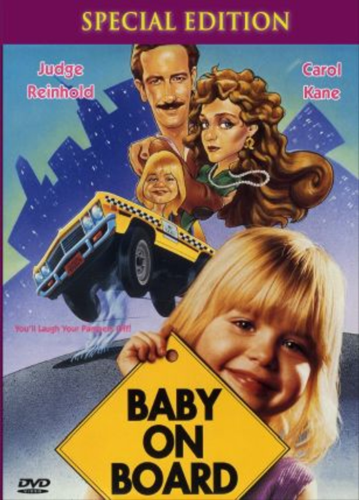 Baby on Board DVD