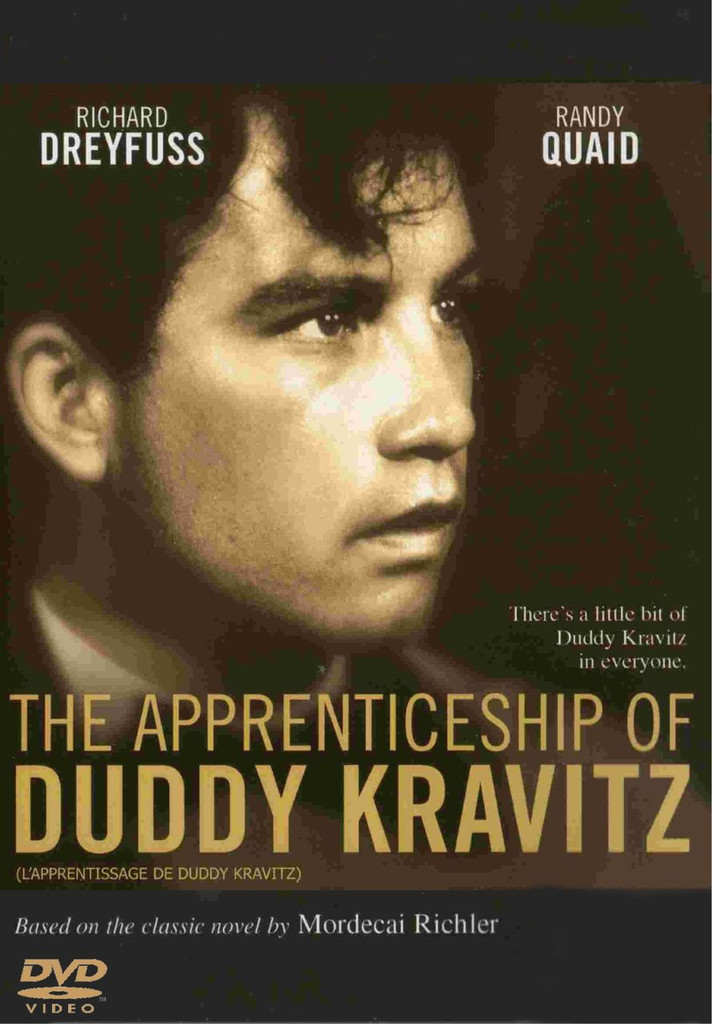 duddy kravitz materialism essay Lynn wang essay summative  in the apprenticeship of duddy kravitz,  it is the sociological belief of materialism that directs people on the wrong path.