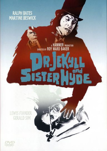 Dr. Jekyll and Sister Hyde Playable All-Regions Dvd