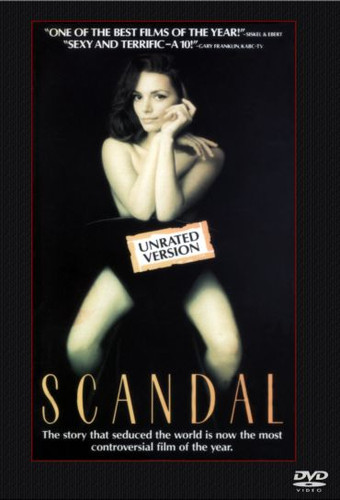 Scandal (Unrated Version) Dvd