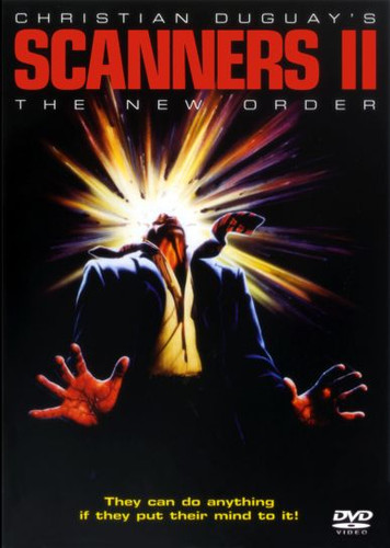 Scanners II The New Order Dvd