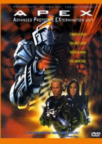 APEX- Advance Prototype Extermination Unit Dvd