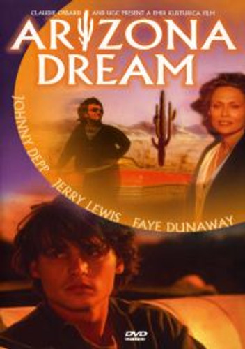 Arizona Dream Johnny Depp, Jerry Lewis DVD