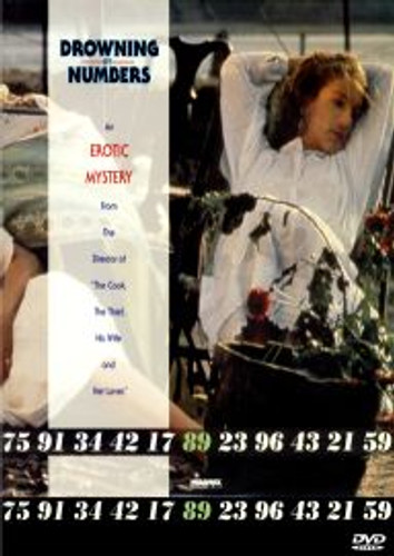 Drowning By Numbers DVD