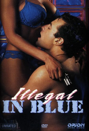 Illegal in Blue Unrated Version DVD