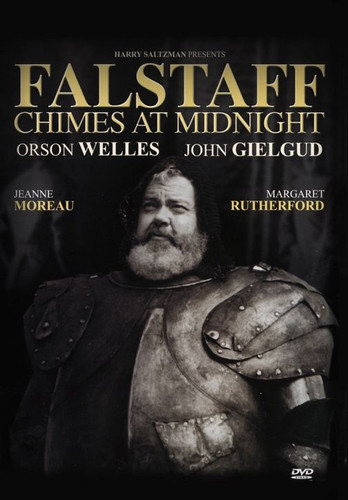 Falstaff- Chimes at Midnight DVD