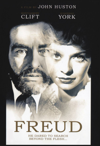 Freud John Huston Dvd
