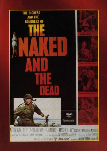 The Naked and the Dead DVD