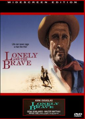 Lonely are the Brave Dvd