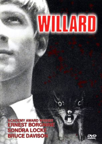 Willard 1971 Dvd with Free Shipping