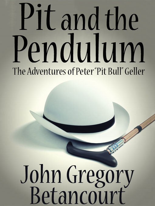 Pit And The Pendulum By John Gregory Betancourt Epubkindle The