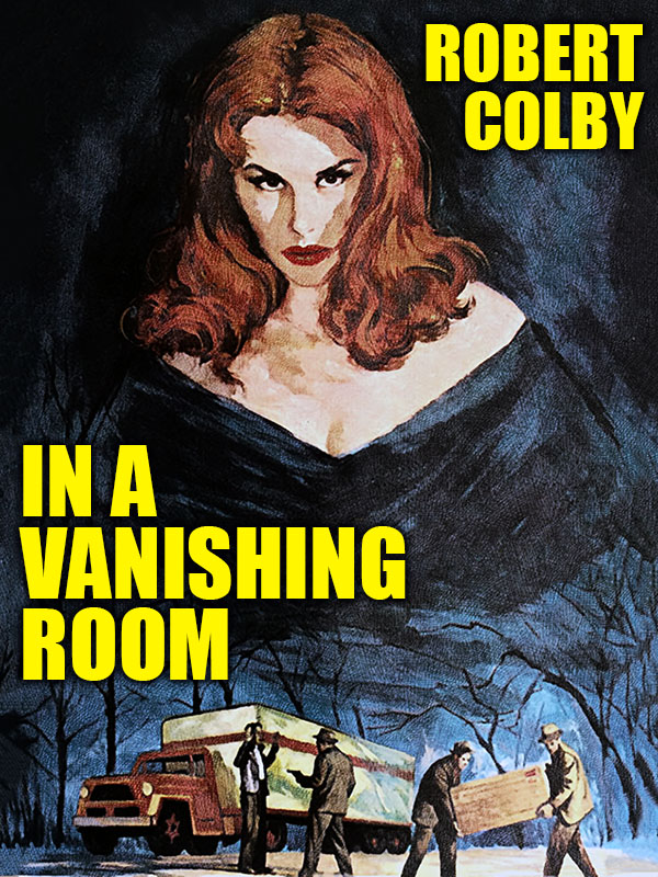 In a Vanishing Room, by Robert Colby (epub/Kindle/pdf)