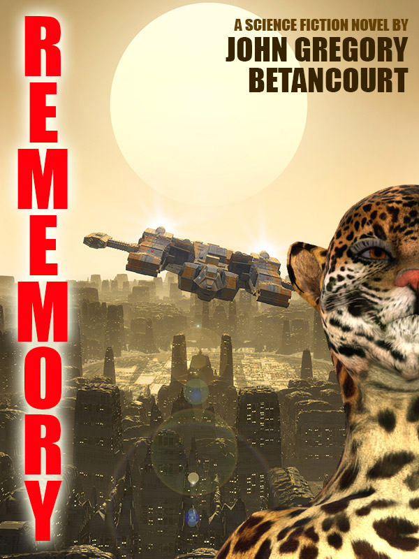 Rememory, by John Gregory Betancourt (epub/Kindle/pdf)