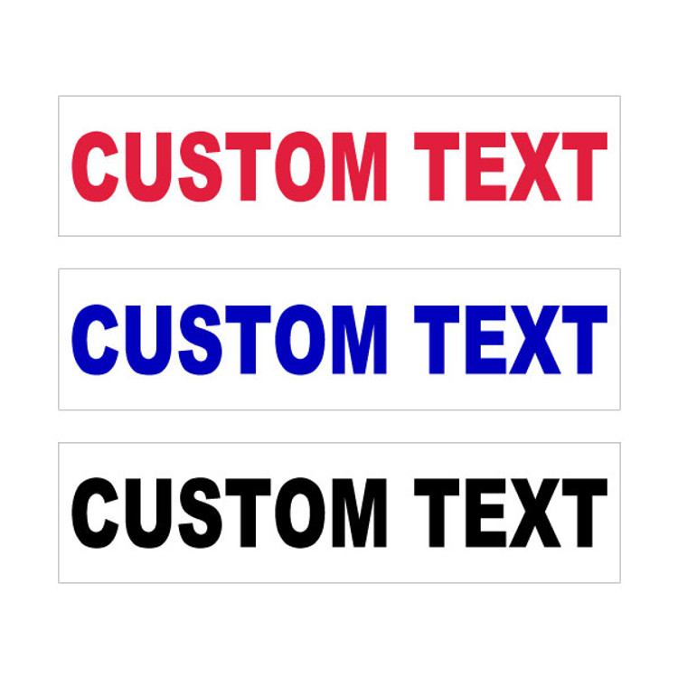 Pack of 3 Custom Riders - 6T x 24W