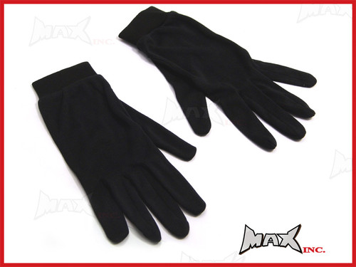 100% Pure Silk Inner Motorcycle Glove Liners