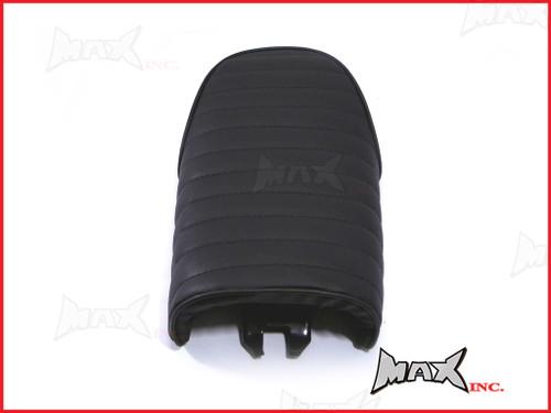 High Quality Black Universal Scrambler Motorcycle Seat