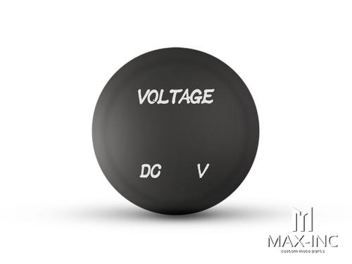 Universal Panel / Dash Mount 12v Digital Voltage Meter
