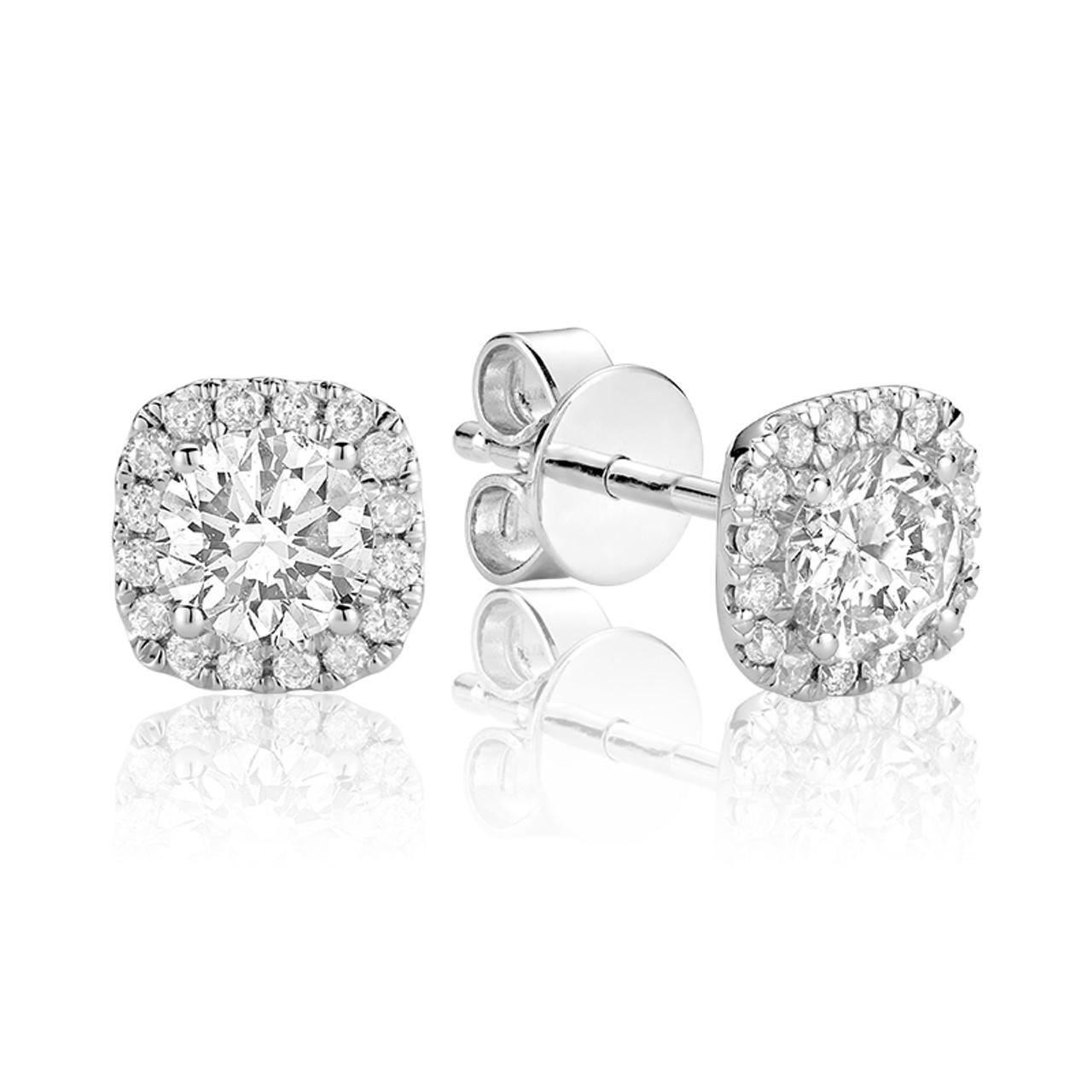 07d911390960e DIAMOND EARRING #13-04CU35