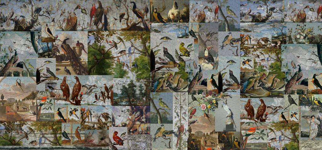 Wallpaper - The Birds