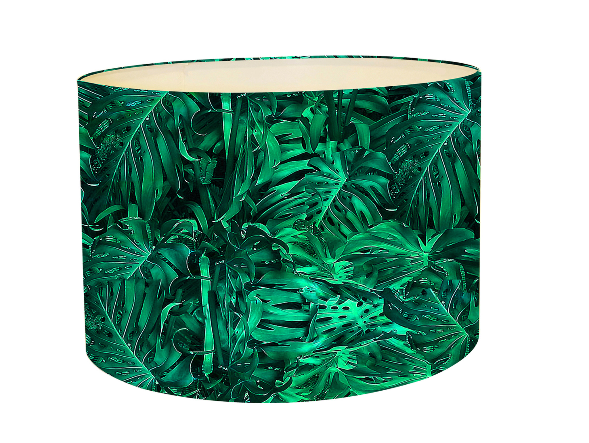 Lampshade - Jungle Vibe - Metallic green
