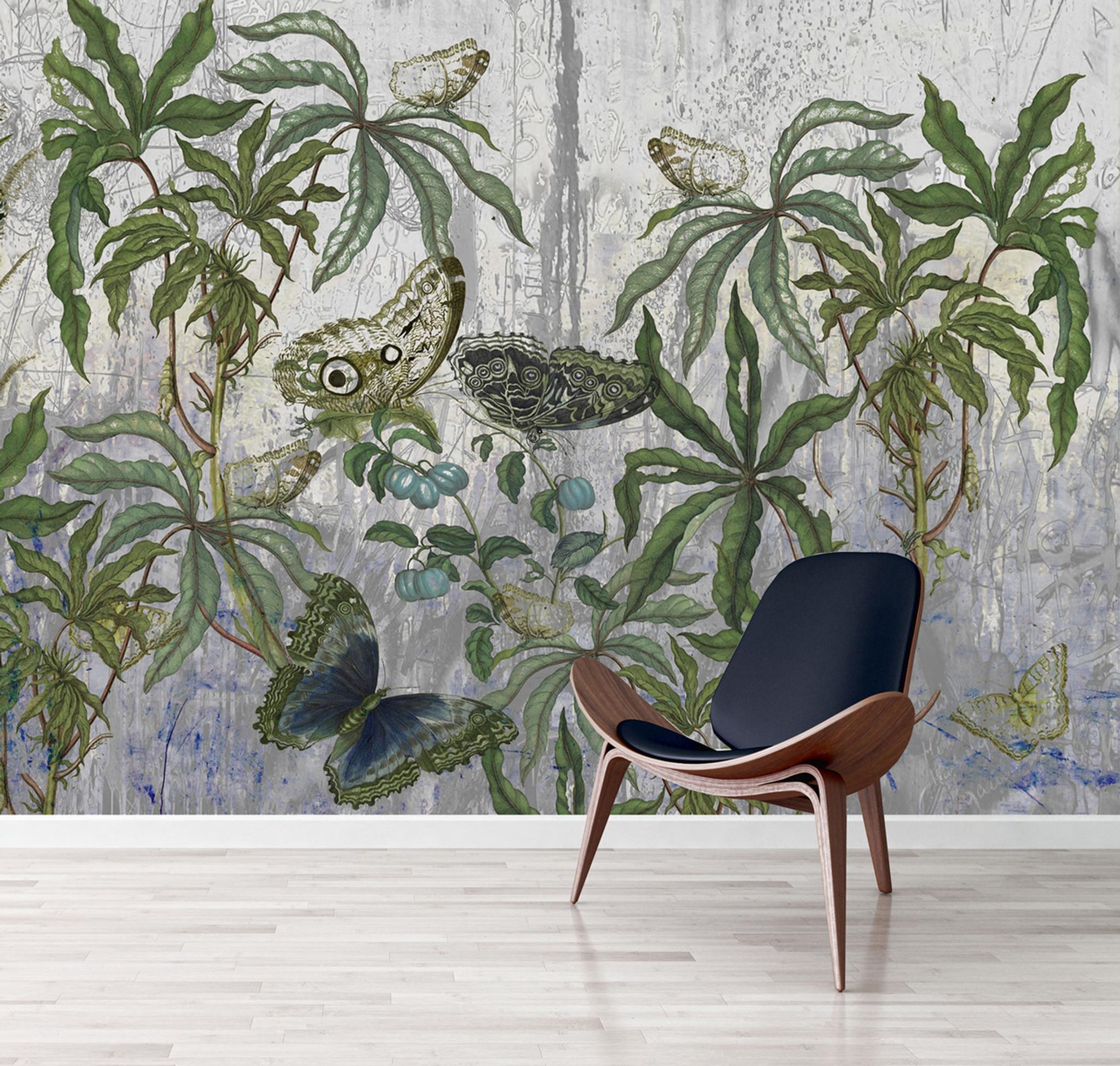 Wallpaper - Plein Air Dining