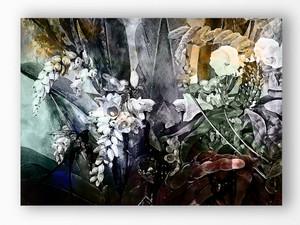 Art Print - Flower Power - Incandescent