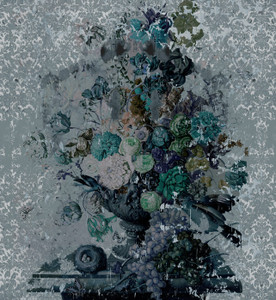 Wallpaper - Still Life with Flowers