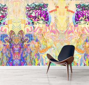 Wallpaper - Graffiti Yum Yum