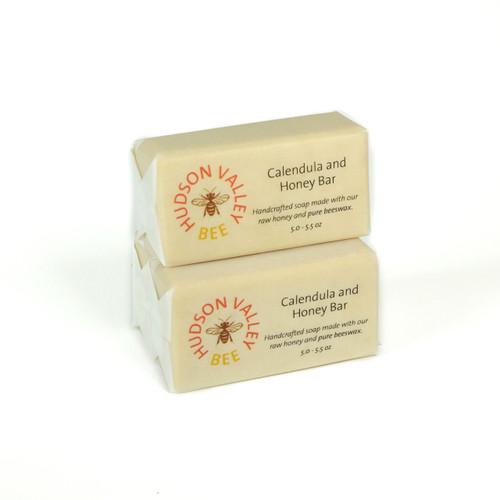 Calendula & Honey Bar - Set of Three Bars