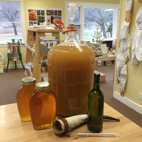 Mead Making Workshop with Jorik - Nov 10, 2018 - Sold Out