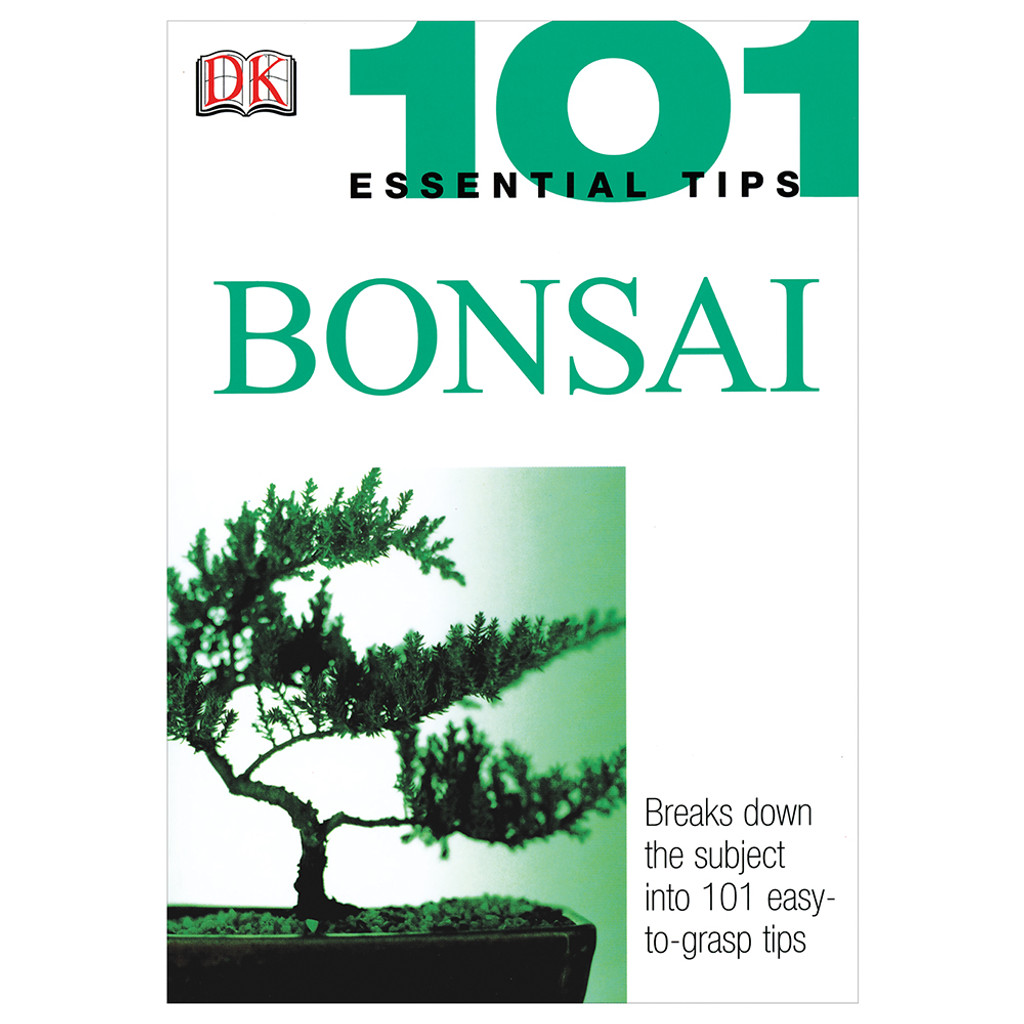 101 Essential Tips For Bonsai Care bonsai book by HARRY TOMLINSON