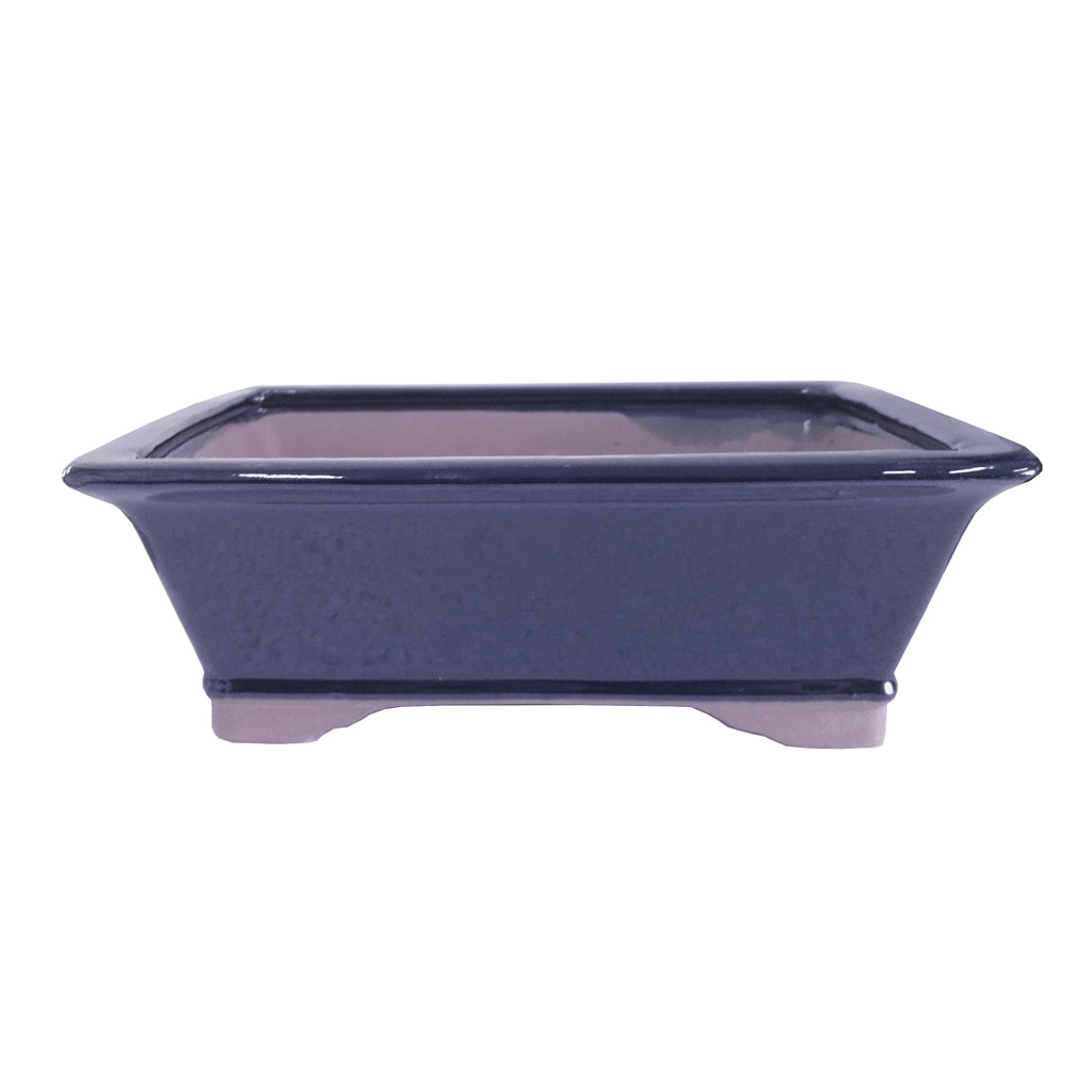"""10"""" Glazed Rectangle Container CGG93-10DN"""